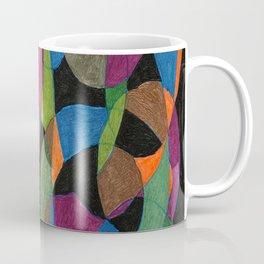Intertwining Circles Coffee Mug