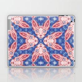 Sphynx Cat - Rose Quartz and Serenity version Laptop & iPad Skin