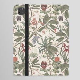 Botanical Stravaganza (variant). iPad Folio Case