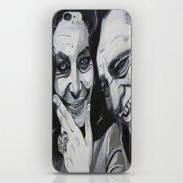 Elizabeth Taylor and Richard Burton iPhone Skin