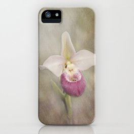 Cinderella's Orchid iPhone Case