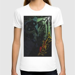 Fishmonsters in Love- Color T-shirt