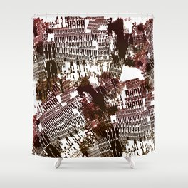 TYPE_04 Shower Curtain