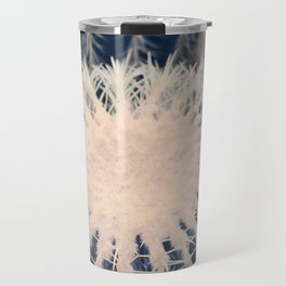Golden Barrel Cactus Travel Mug
