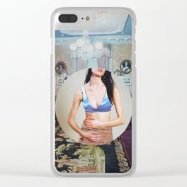 Hangin' on a Memory of Where I'm From Clear iPhone Case
