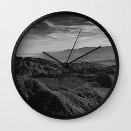 Joshua Tree National Park XXIX Wall Clock