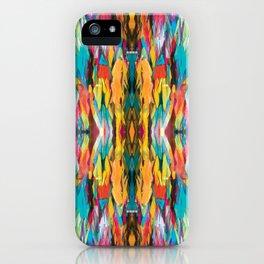 The Second Peace Kaleidoscope iPhone Case