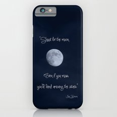 Shoot for the Moon Slim Case iPhone 6s