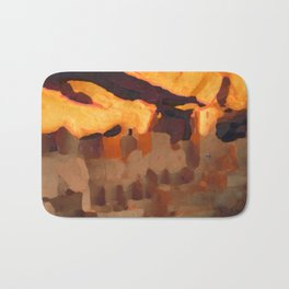 Mesa Verde National Park Colorado Bath Mat