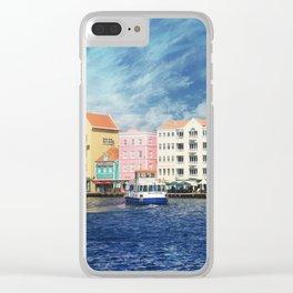 Willemstad, Curaçao Clear iPhone Case