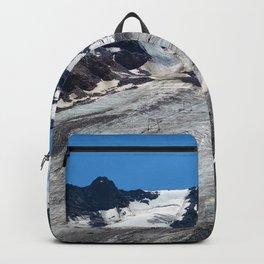 glacier end 2 kaunertal alps tyrol austria europe Backpack