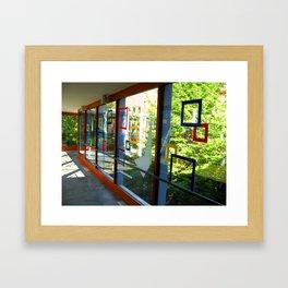 Install 1-2 Framed Art Print