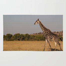 Giraffe I Rug