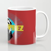 logo Mugs featuring Logo by SAMO4PREZ