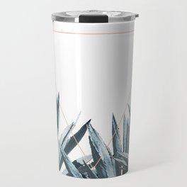 Agave Triangle Travel Mug
