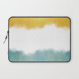 Teahupo'o, sea and sand Laptop Sleeve