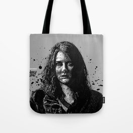 Badass Maggie Greene as played by Lauren Cohan on the Walking Dead Tote Bag