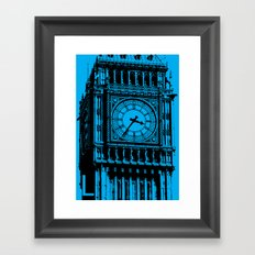 London L Framed Art Print
