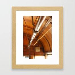 Trolley Framed Art Print