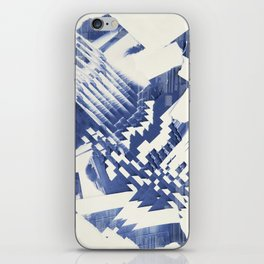 Abstract 220 iPhone Skin