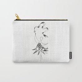 Gymnaste with Ribbon by Christiane Carry-All Pouch