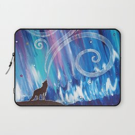 Wolf Song Laptop Sleeve