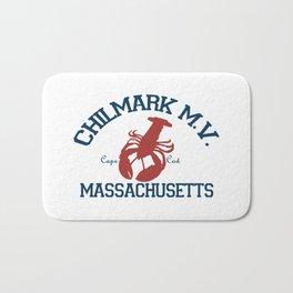 ChilMark, Martha's Vineyard. Cape Cod Bath Mat