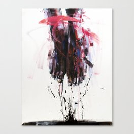 Beginnings Canvas Print