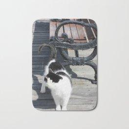 Boardwalk Kitty Bath Mat