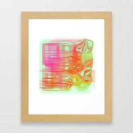 CONTI Framed Art Print
