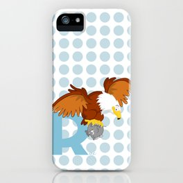 r for roc iPhone Case