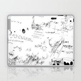 Night drawings Laptop & iPad Skin