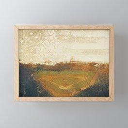 United Bricks & Ivy Framed Mini Art Print