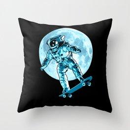 Astro Flip Throw Pillow