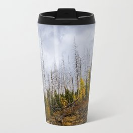 Bare Trees Travel Mug
