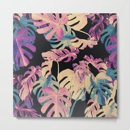 Tropical wild colors Metal Print