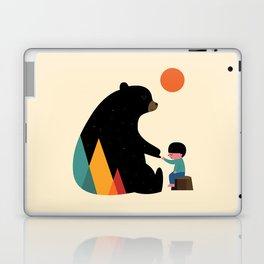 Promise Laptop & iPad Skin