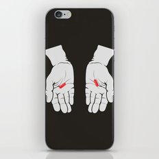 Red Pill, Red Pill iPhone Skin