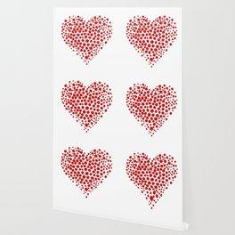 Ladybug heart Wallpaper