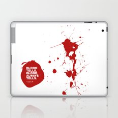 Dexter no.2 Laptop & iPad Skin