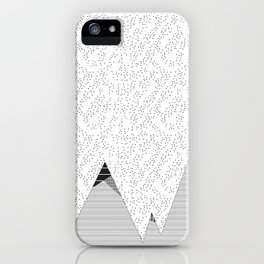Mountain HD iPhone Case