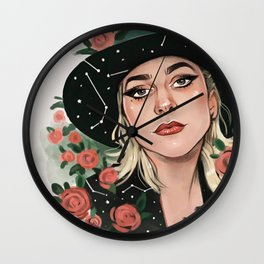 Birthday Queen / LadyGaga Wall Clock