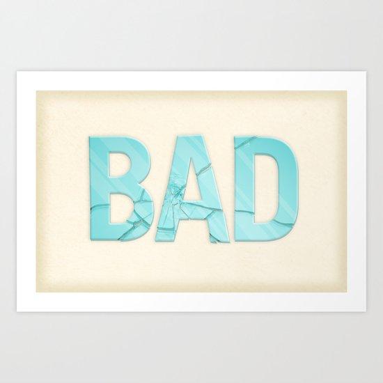 broken bad. Art Print