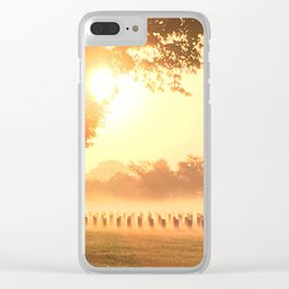Fort Snelling Clear iPhone Case