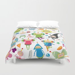 KATAMARI DAMACY Duvet Cover