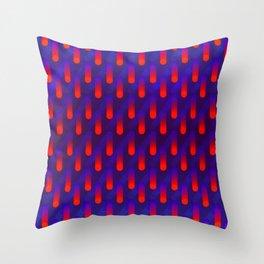 Raindrop 01 Throw Pillow