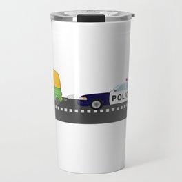 High Speed Chase Travel Mug