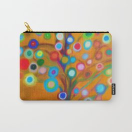 Surreal tree Carry-All Pouch