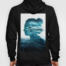 The Sea Inside Me Hoody