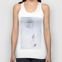 child Tank Tops featuring Child by Drawings by Oxun